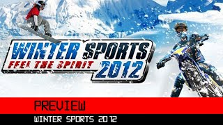 Winter Sports 2012 Feel the Spirit 3DS HD Preview