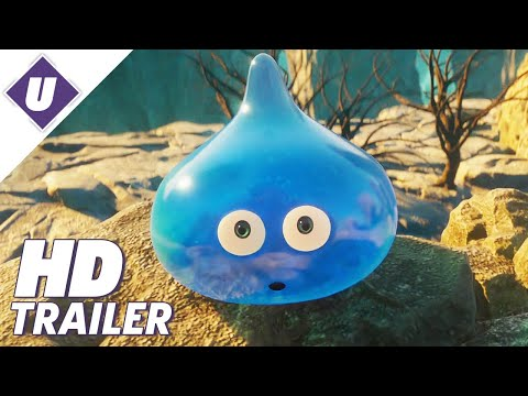 Dragon Quest Your Story Official Movie Trailer 2 Japanese