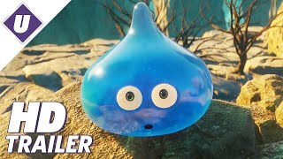 Dragon Quest Your Story - Official Movie Trailer 2 (Japanese)