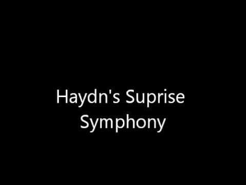 Haydn surprise symphony.wmv