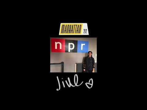 Live On National Public Radio Station U.S.A
