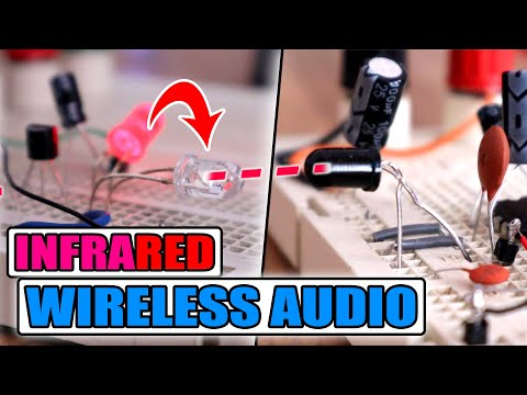IR Wireless Audio Transfer