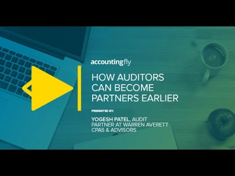 Warren Averett: How Auditors Can Become Partners Earlier