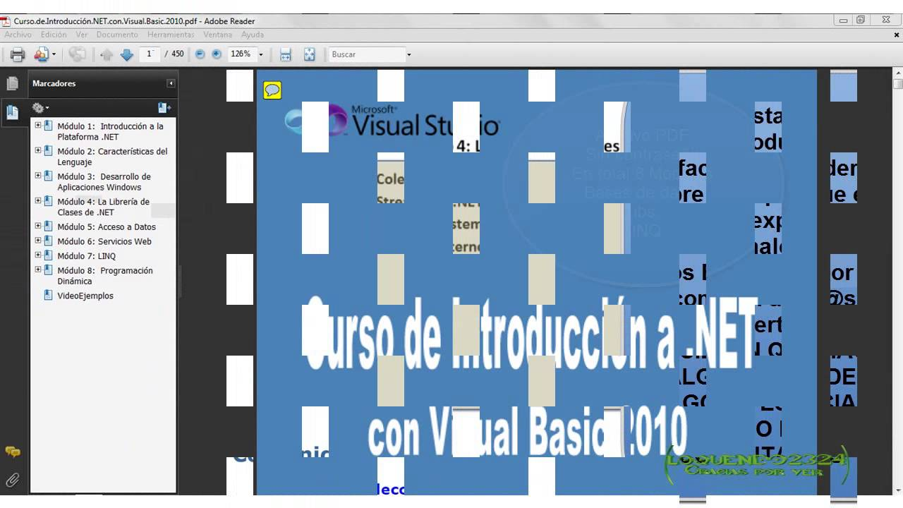 descargar curso de visual basic 2010 pdf youtube rh youtube com tutorial visual basic 2010 español pdf gratis manual visual basic excel 2010 español pdf