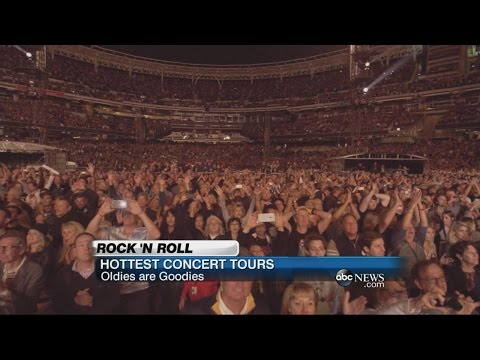 The Hottest Concerts Of The Summer | ABC News