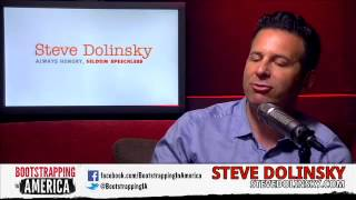 Steve Dolinsky, The Hungry Hound | Bootstrapping in America