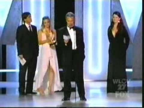 William H. Macy wins 2 Emmys 2003