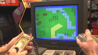 Classic Game Room - ARMOR BATTLE review for IntelliVision