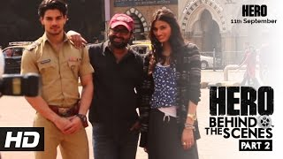 Hero   Behind The Scenes - Part 2   First Day Shoot