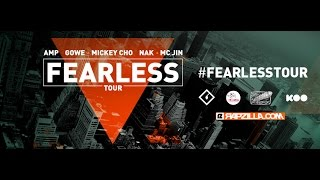 The #FearlessTour Documentary