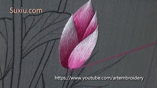 Bordados à mão – chinês suzhou – bordado brodie ricami