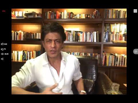 SRK on Eid