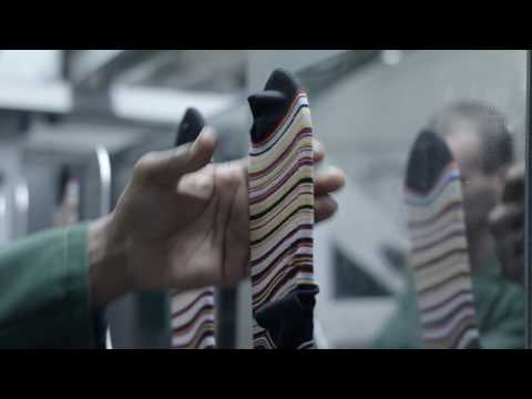 Paul Smith | Signature Stripe Socks - Made In England