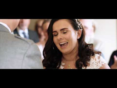 Ryan + Katie | Loch Lomond Arms Hotel | Old Slate Quarry | Cinematic Wedding Film