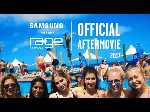 Rage Festival 2017 | Official Aftermovie | Presented by SAMSUNG