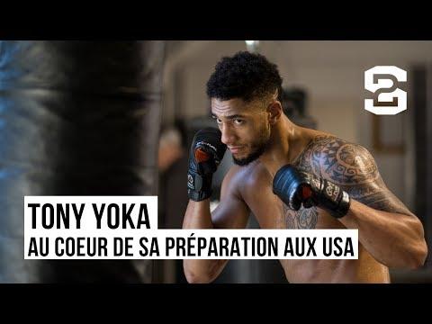 Tony Yoka, le rêve américain