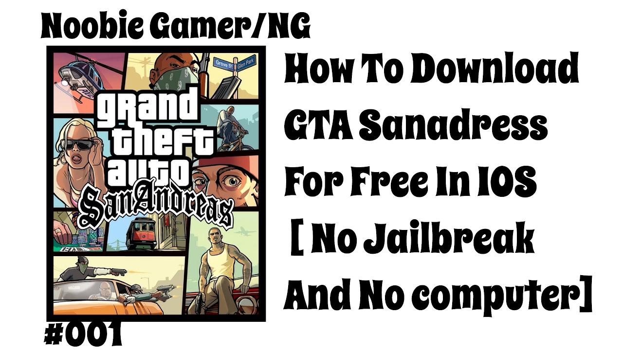 gta ios free download no jailbreak