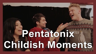 Pentatonix - Childish Moments #2