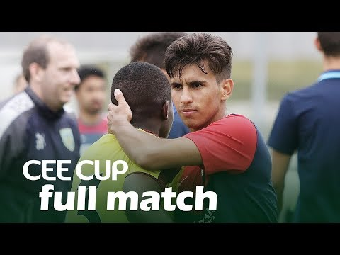 CEE Cup GENERALI 2017 Burnley FC vs Altinordu FK