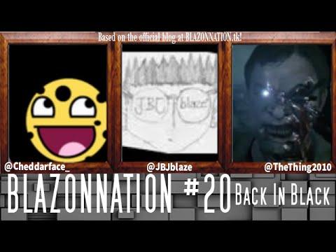 BLAZONNATION #20 - Back In Black