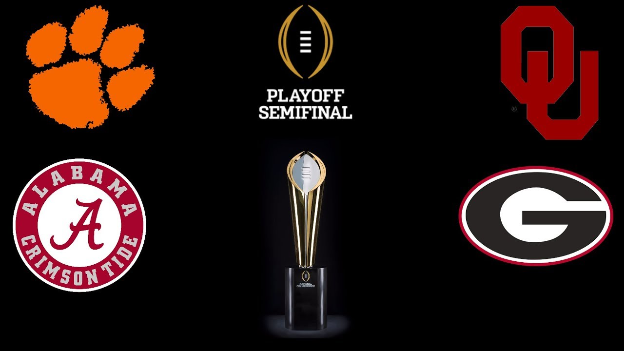 Image result for 2018 cfb playoff