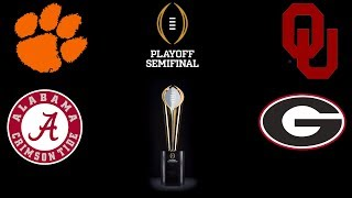 2018 College Football Playoff Hype |
