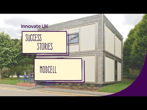 ModCell: using straw as an alternative insulation material in homes
