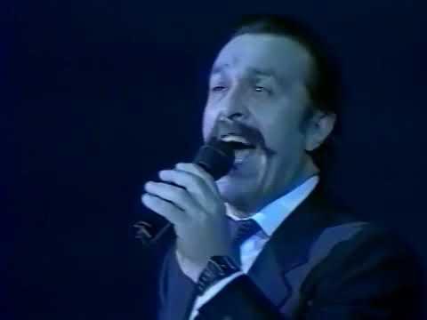Вилли Токарев   концерт в Москве 1989 г