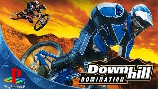 Downhill Domination | PS2 Gameplay [PTBR]