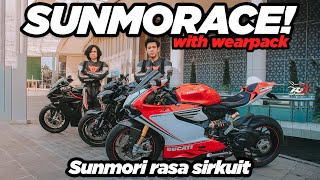 Sunmori Pake Wearpack, Safety but Tengsin Coyy!! 😔