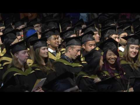 University of Calgary - Convocation Ceremony, June 9, 2016 - PM