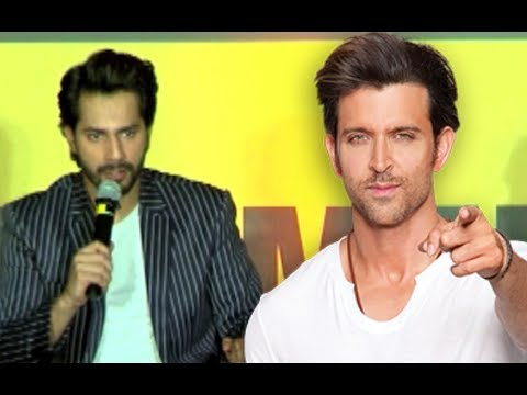 Varun Dhawan BEST Comments For Hrithik Roshan As A Superstar