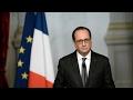 France: Tit-for-tat escalates as President Hollande hits back at Trump's anti-Paris remarks