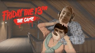 НАРЕЗО4КА ДЖЕЙСОНА #2 || FRIDAY THE 13TH: THE GAME БАГИ, ФЕЙЛЫ, СМЕШНЫЕ МОМЕНТЫ 18+