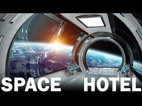 Romeo - The first hotel in space??