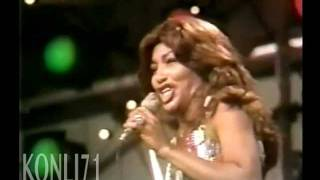 Ike and Tina Turner in Central Park