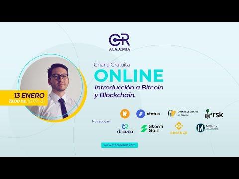 Charla Online: Introdución a Bitcoin y Blockchain / Crypto Resources