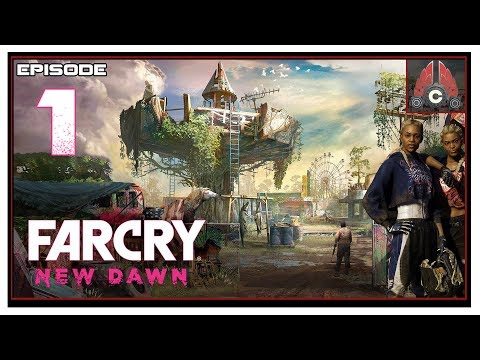 Let's Play Far Cry: New Dawn With CohhCarnage - Episode 1