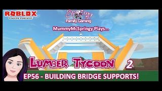 SFG-Roblox-Lumber Tycoon 2-EP56-suporte a ponte de construção!