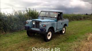 land rover series iia rebuilt by teenager part iii