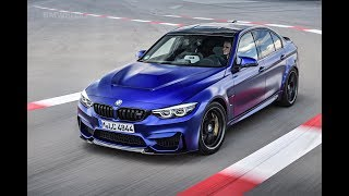 The new BM M3 CS - On the Track