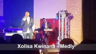 CPUT 2016 Annual Concert - Xolisa Kwinana Medly