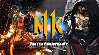I'm Kinda Loving Scorpion - Mortal Kombat 11 - Online Matches (BETA)