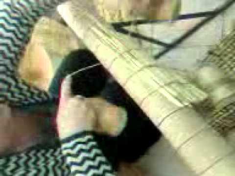 Плетение циновки