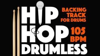 hip hop drumless backing track