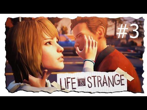 SCHLÄGEREI auf dem Parkplatz - Let's play Life is Strange (Ep. 1) #3