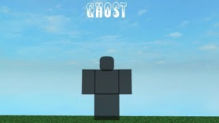 ROBLOX SCRIPT SHOWCASE: Ghost