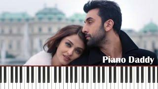Bulleya Ae Dil Hai Mushkil Instrument Lessons ~ Piano Daddy