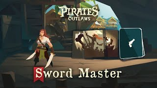 02 | Sword Master | Pirates Outlaws