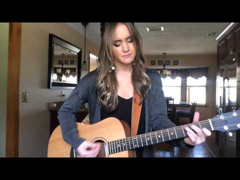 Little Toy Guns - Carrie Underwood (cover) by Amber Tilton